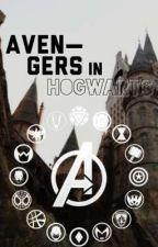 Avengers in Hogwarts by lostscarlettsoul