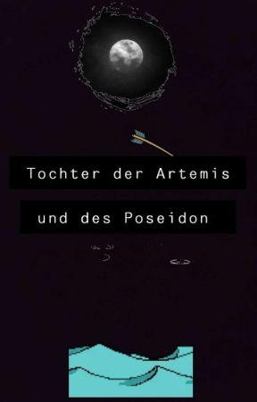 Tochter der Artemis und des Poseidons by Wolfgirl_jmm12