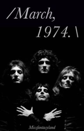March, 1974 by Missfantasyland