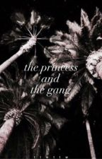 the princess and the gang ❦ l.hemmings | ✓  by ttwttw