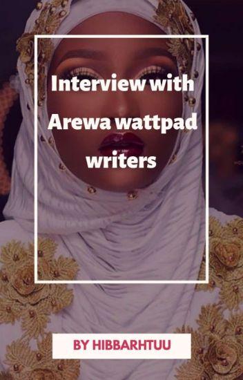 Interview with Arewa wattpad writers