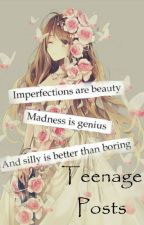 Teenage Posts by IndianRapunzel