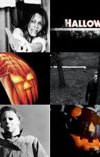 Happy Halloween Babe [M.Mx{GENDERNEUTRAL!}Reader] by teenagelobotomyy