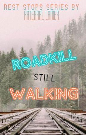 Roadkill Still Walking by KateKarlLanier