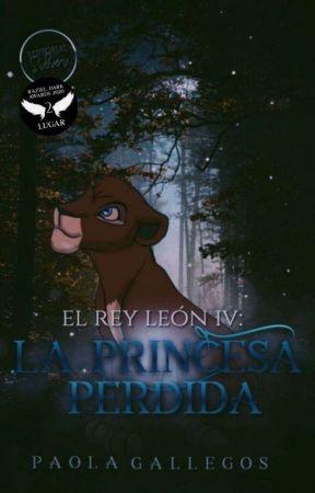 El Rey León IV: La Princesa Perdida by AnailiHernandez