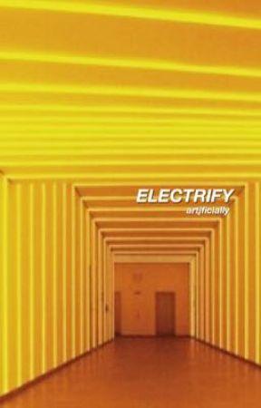 ELECTRIFY / BEN HARDY by artjficially