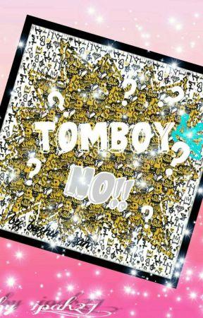 Tomboy? No by Bushu_Ipah