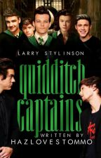 Quidditch Captains | Larry Stylinson by haz-loves-tommo