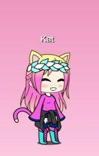 Kat ( my oc ) by RandomUnicorn13