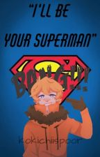 I'll be your superman |Kenneth McCormick x Innocent!Male!Reader Smut!| by kokichiispoor
