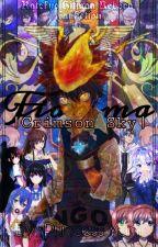 Crimson Sky(Katekyo Hitman Reborn) by PrincessAkiraYuni