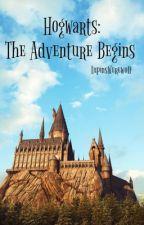 Hogwarts: The Adventure Begins - BOOK 1 (A Harry Potter Fanfic) by LupinsWerewolf