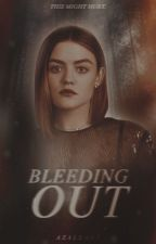 Bleeding Out ▸ Stiles Stilinski [3] by azaleahs