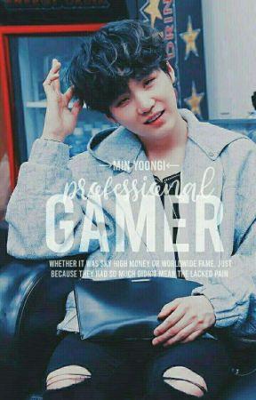 PRO GAMER - Min Yoongi [민 윤기] by raspberrymerkk