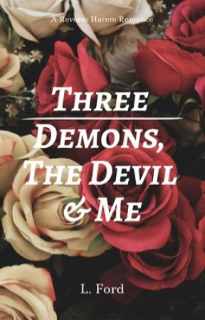 Three demons, The Devil And Me. by LMDFord