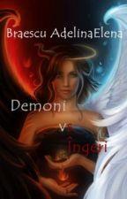 Demoni vs. Ingeri ( WattAwards ) by LittleMuffin