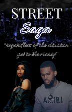 Street Saga by Carlishaaa