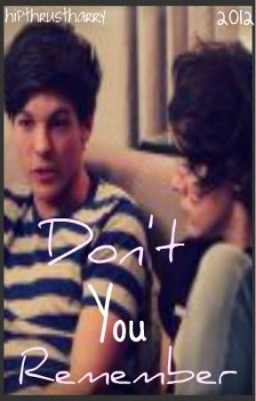 Don't You Remember - Larry Stylinson [boyxboy] by hipthrustharry