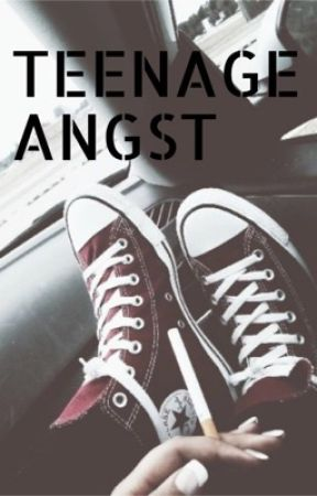TEENAGE ANGST by gothboixx