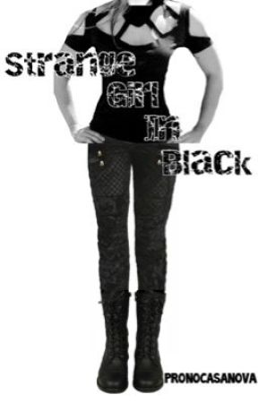 Strange Girl In Black [A Harandy FanFiction] by -Book_Lover-
