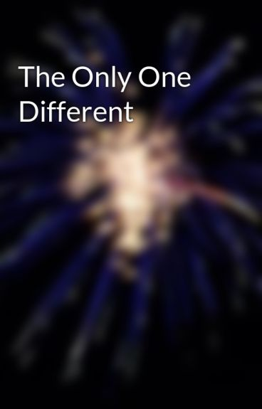 The Only One Different by kam2500