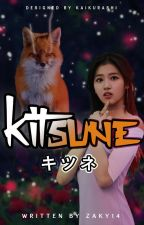 KITSUNE- Sana X Male Reader by ZAKY14
