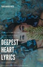 Deepest Music Lyrics by TqueenLyrics
