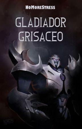 Gladiador Grisáceo by NoMoreStress