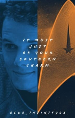 It Must Just Be Your Southern Charm by Blue_Infinity03