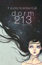 D O R M   2 1 3 by Mayowa0