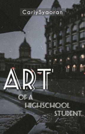 Art of a highschool student by Ayylabyu3000