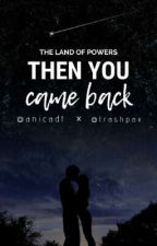 The Land of Powers: Then You Came Back  by anicadt
