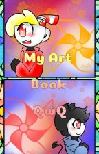 My Art Book QwQ by GaleBarretto5