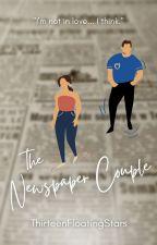 The Newspaper Couple by CheralMeroj