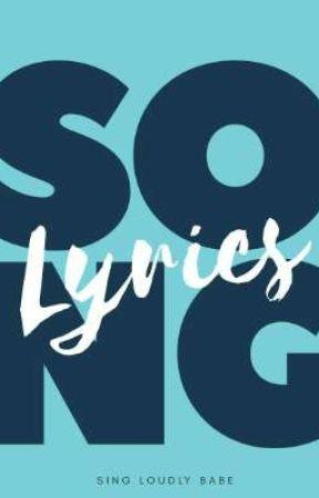 Song Lyrics  by jackiesanori