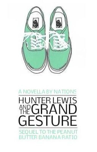 Hunter Lewis and the Grand Gesture (TPBBR RATIO, COMING SOON) by DAVEFRANC0