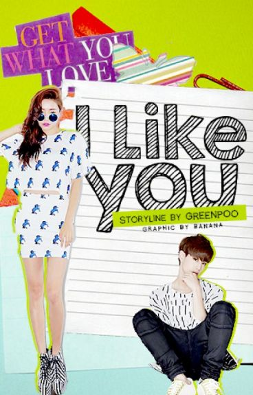 Got7 Fanfic: I Like You (Mark Tuan)