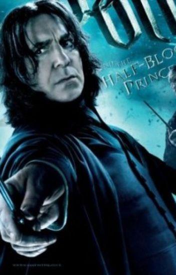 Severus Snape x Student!Reader - Teach me Professor