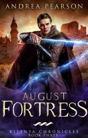 August Fortress by andreapearson