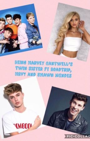 Being Harvey Cantwell's Twin Sister ft RoadTrip, Mikey, HRVY, Jack and Shawn ❤️ by KenziWoo