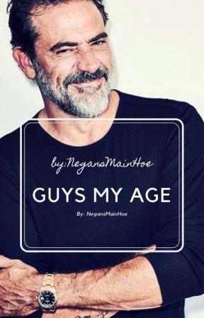 Guys My Age by NegansMainHoe