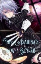 The Asahina's new Butler  by Galaxyglitterkitten