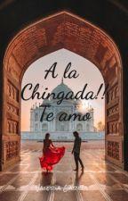 A la Chingada!! Te amo by ValeDani7
