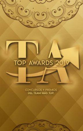 ⇧Top Awards 2019⇧  ➞Información. by topawards-