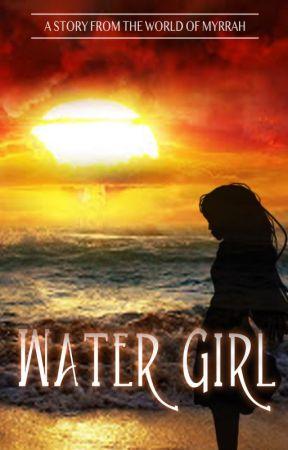 Water Girl by AutumnBirt