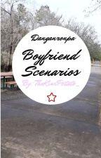 ~Danganronpa boyfriend scenarios~ by LenTheAwesome