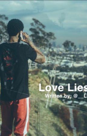 Love Lies | Dave East Fanfiction by __Lesane