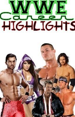"""WWE CAREER HIGHLIGHTS"" (biographies) (Discontinued)"