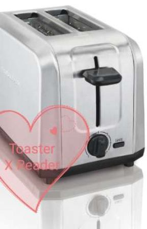 Toaster X Reader  by Paj21Riptide