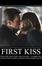 First Kiss by SleeplessInChicago